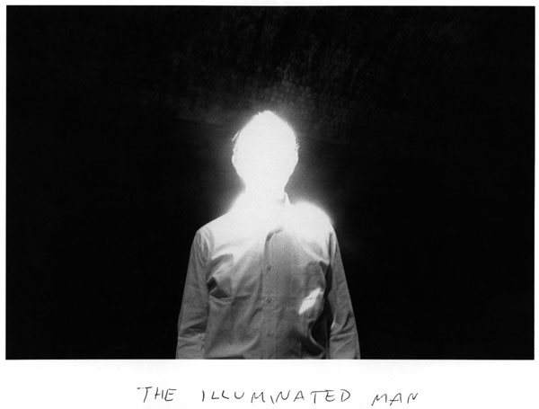 The illuminated man