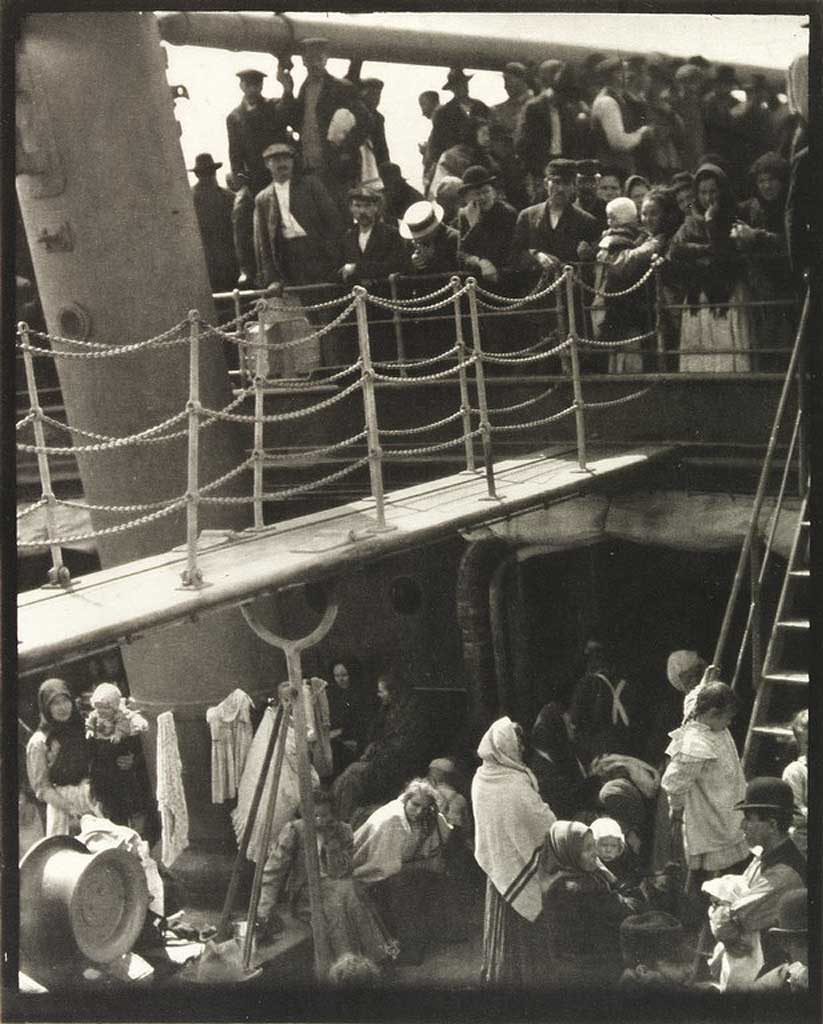 Stieglitz, the steerage, 1907